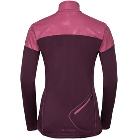 VAUDE All Year Moab - Maillot manches longues Femme - rose